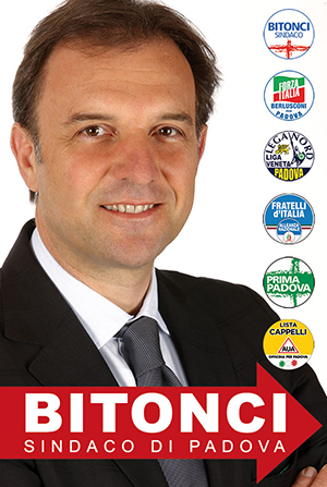 Massimo Bitonci, mayor of Padua